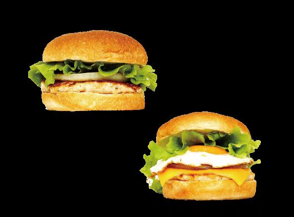 LEAN BURGER'S burgers image